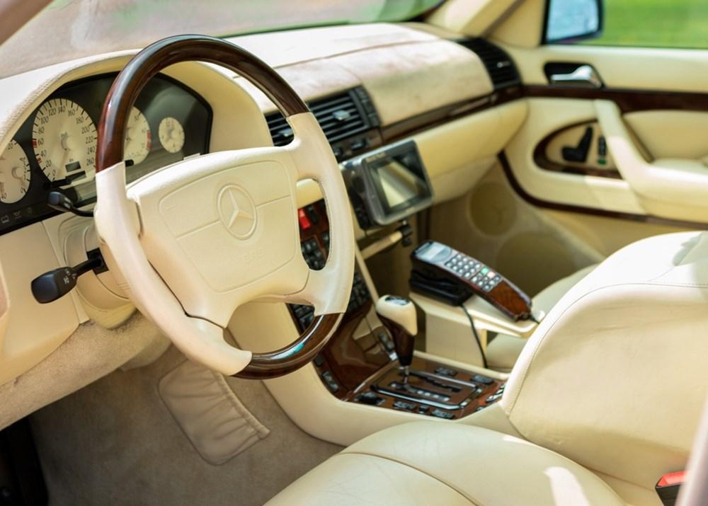 1995 Mercedes-Benz S600 L - Image 6 of 9
