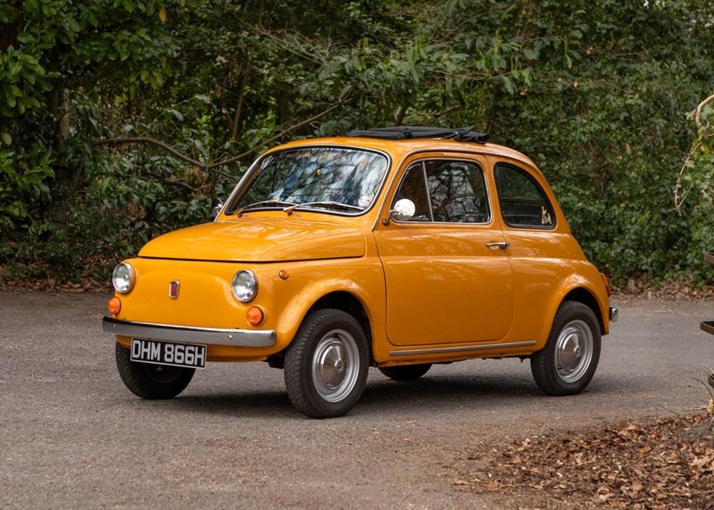 1970 Fiat 500L - Image 7 of 9