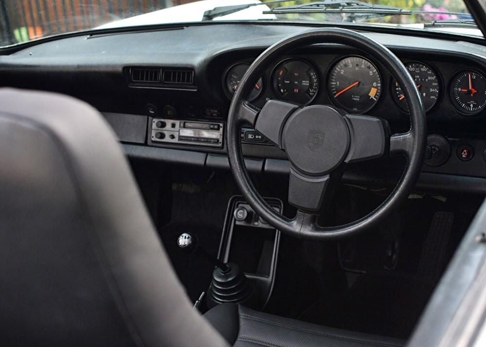 1983 Porsche 911 SC Cabriolet (3.0 Litre) - Image 7 of 9