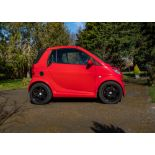 2006 Smart Fortwo Convertible Brabus Red Edition