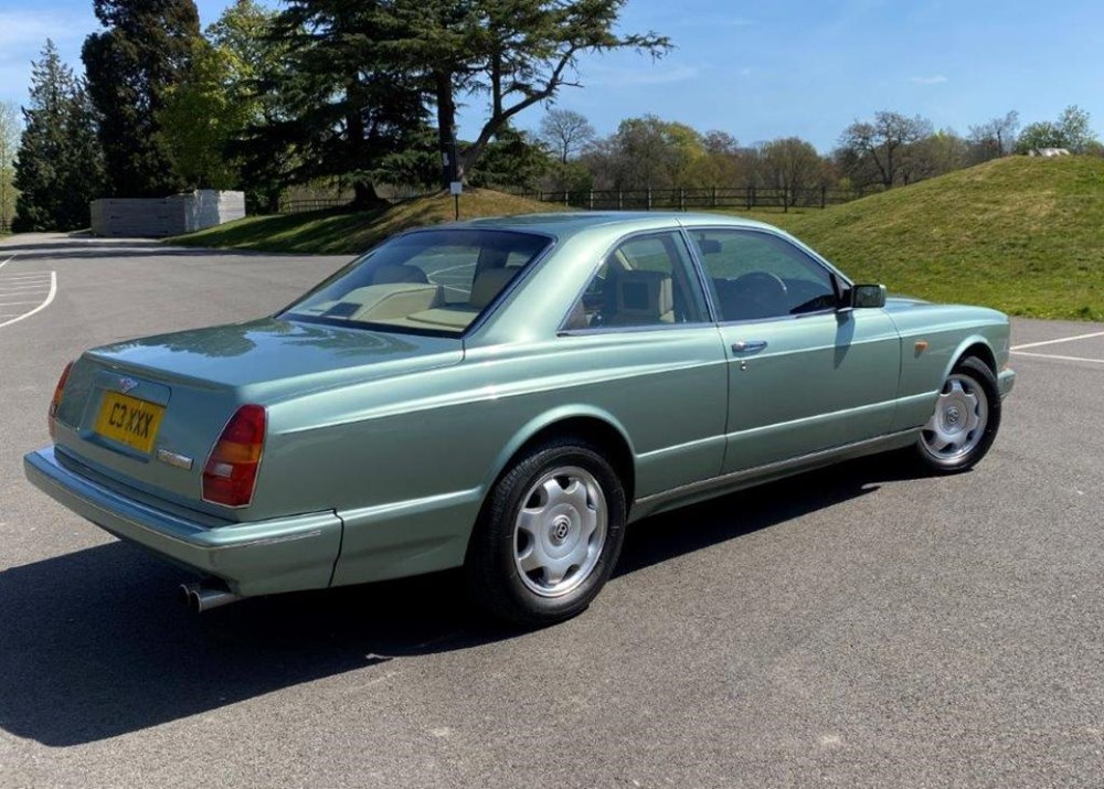 1995 Bentley Continental S - Image 5 of 9