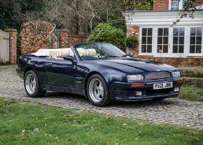 1997 Aston Martin Virage Volante