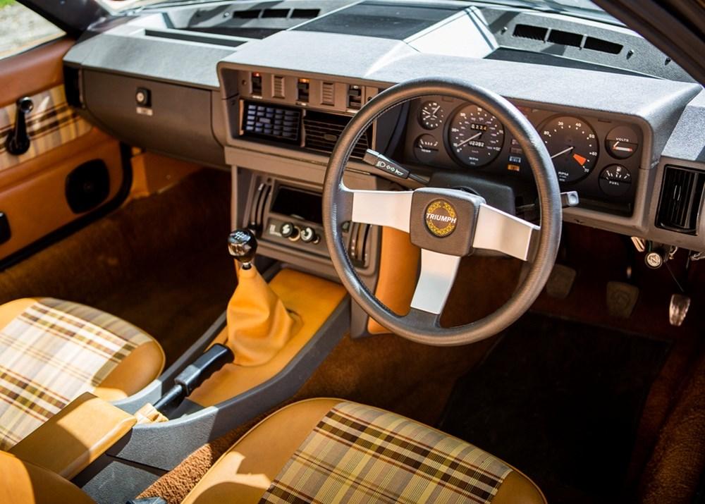 1981 Triumph TR7 - Image 4 of 9