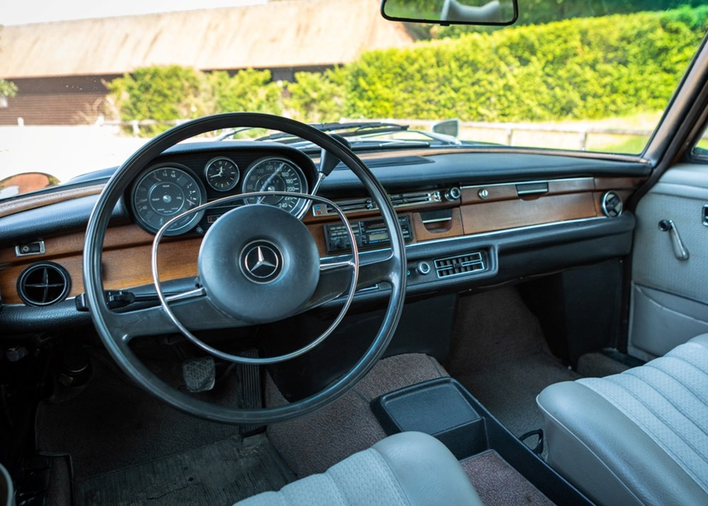 1972 Mercedes-Benz 280 SEL (3.5 litre) - Image 9 of 11