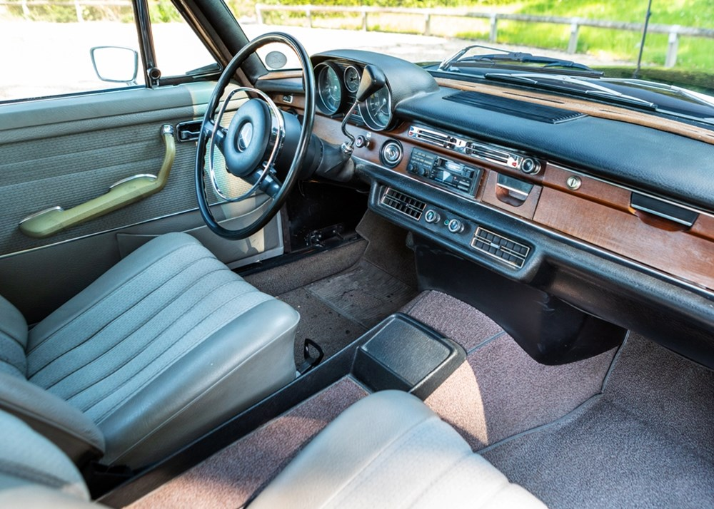 1972 Mercedes-Benz 280 SEL (3.5 litre) - Image 8 of 11