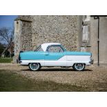 1956 Austin Metropolitan Coupé