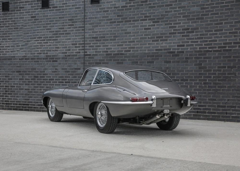 1961 Jaguar E-Type Series I Coupé Flat-Floor (3.8 litre)