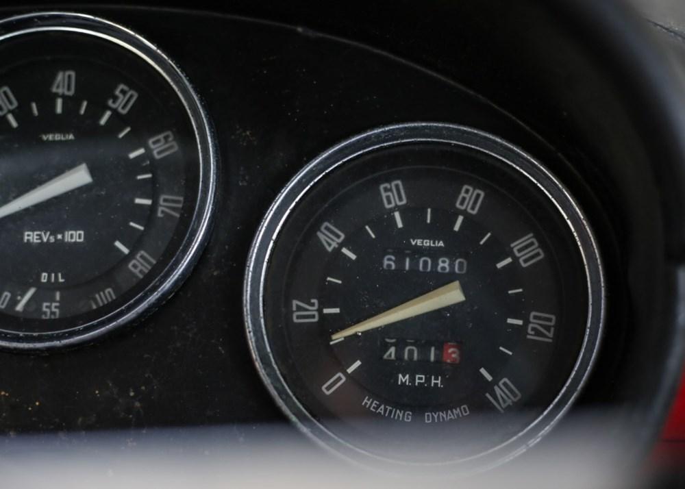 1960 Alfa Romeo Giulietta Sprint Speciale by Bertone - Image 9 of 9
