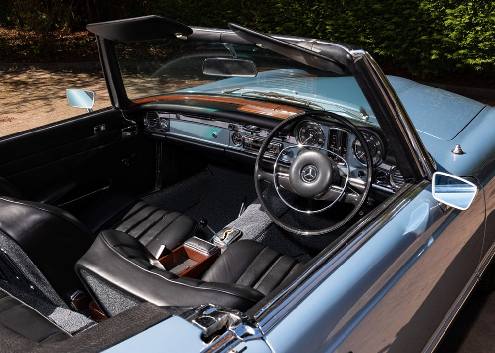 1969 Mercedes-Benz 280 SL Pagoda - Image 4 of 8