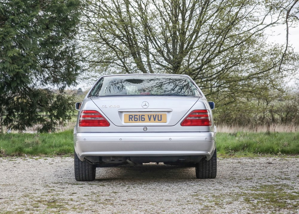 1997 Mercedes-Benz CL 500 - Image 4 of 9