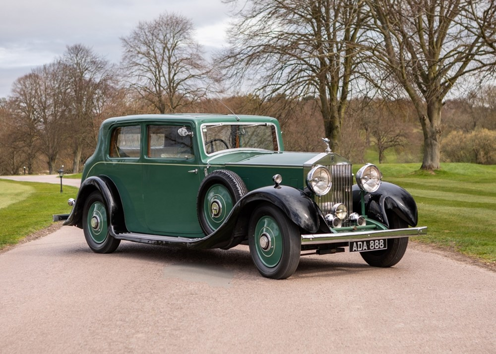 1934 Rolls-Royce 20/25 by Atcherley - Image 6 of 9