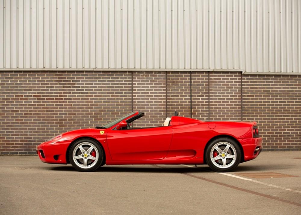 2004 Ferrari 360 F1 Spider - Image 2 of 9