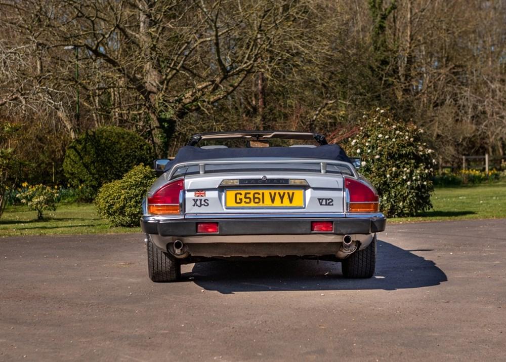 1990 Jaguar XJS Convertible - Image 4 of 9
