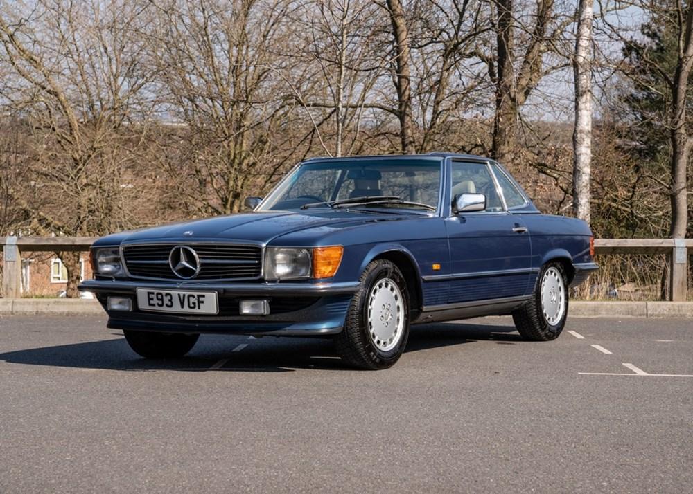 1987 Mercedes-Benz 300SL - Image 5 of 9