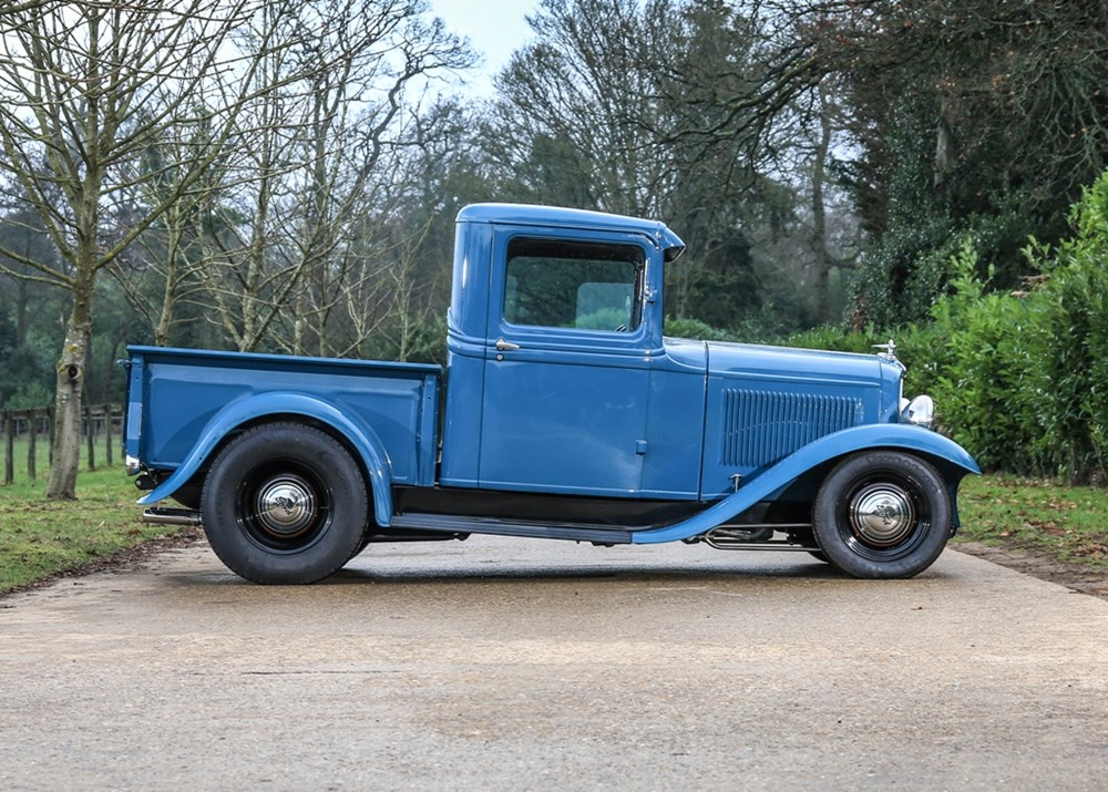 1932 Ford Model B Pick-up