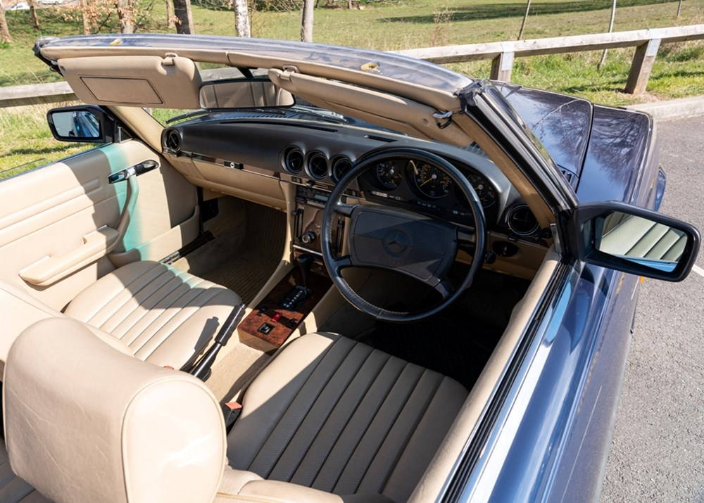 1987 Mercedes-Benz 300SL - Image 3 of 9