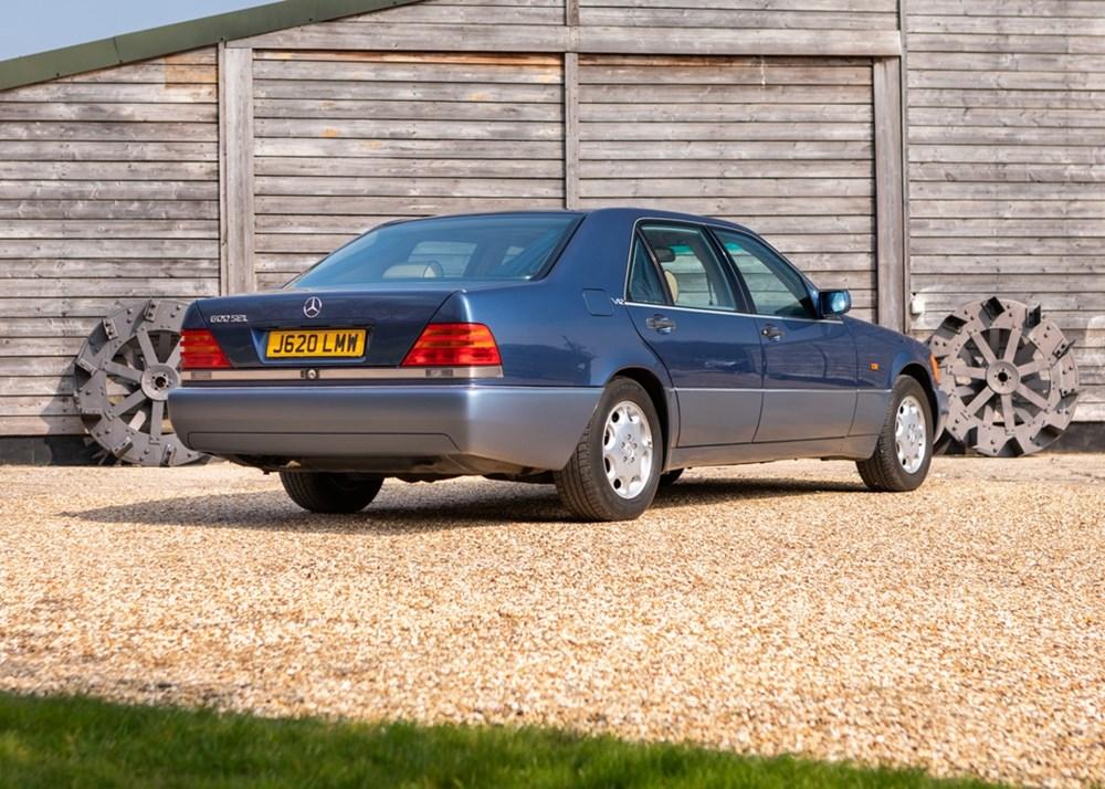 1992 Mercedes-Benz 600 SEL - Image 2 of 9