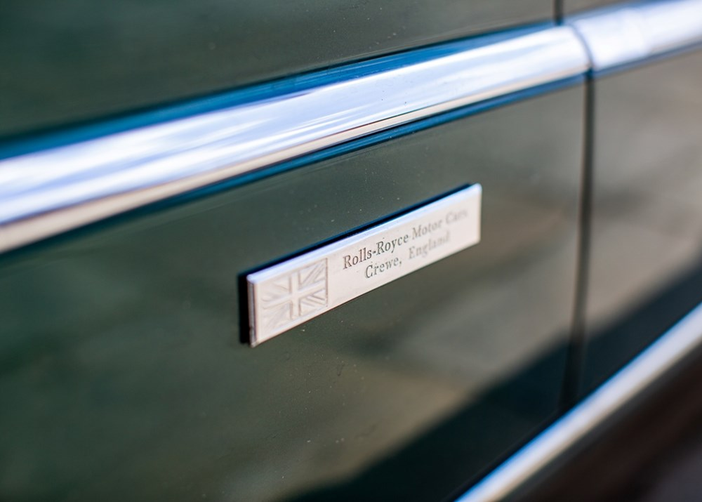 2001 Rolls-Royce Silver Seraph 'Last of Line' Edition - Image 7 of 9