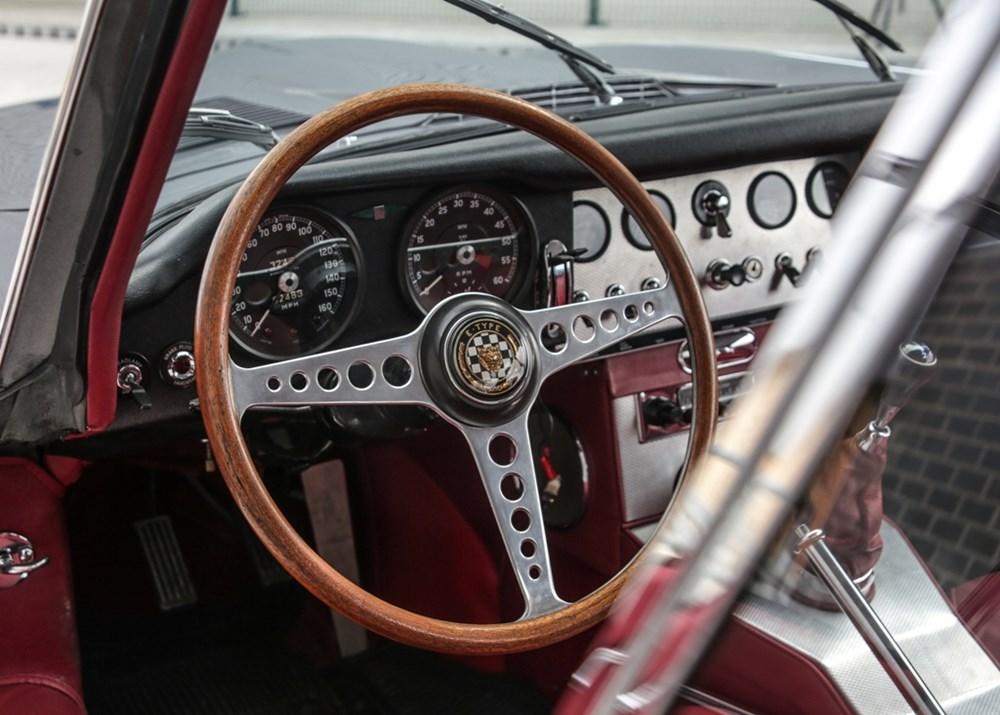 1961 Jaguar E-Type Series I Coupé Flat-Floor (3.8 litre) - Image 6 of 9