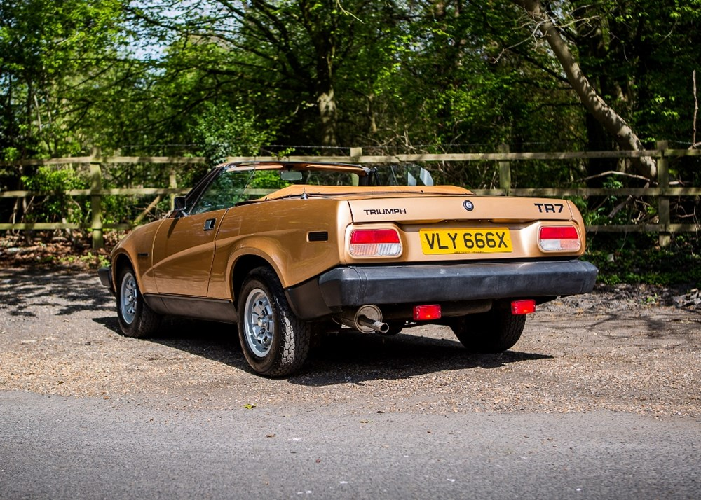 1981 Triumph TR7 - Image 2 of 9