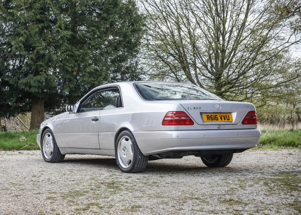 1997 Mercedes-Benz CL 500 - Image 2 of 9
