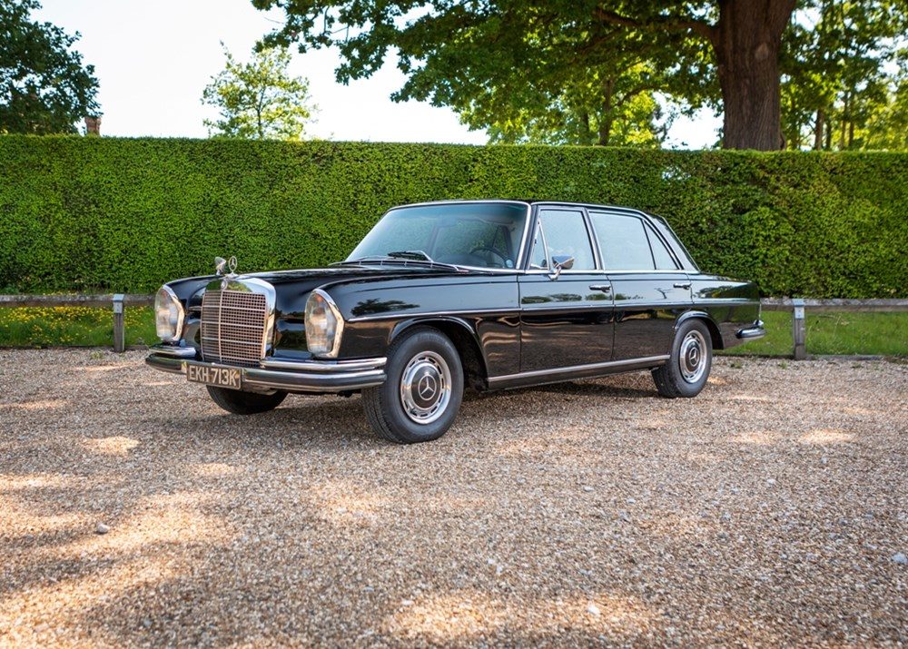 1972 Mercedes-Benz 280 SEL (3.5 litre) - Image 4 of 11