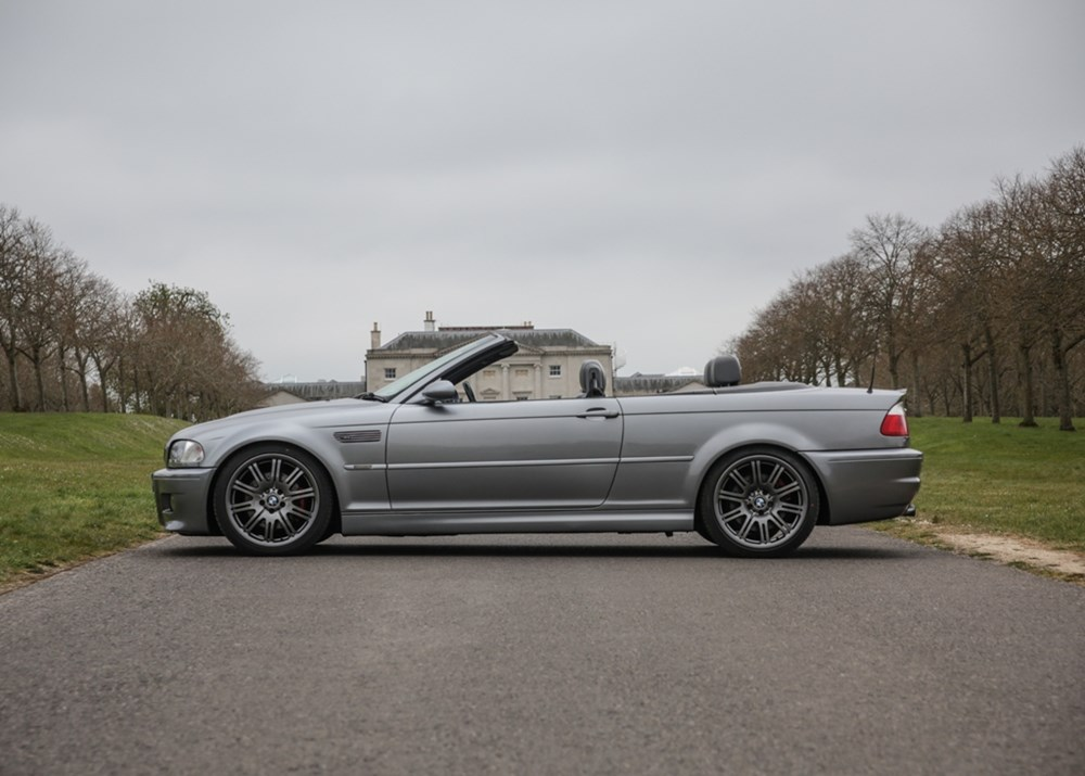2004 BMW M3 Convertible - Image 2 of 9
