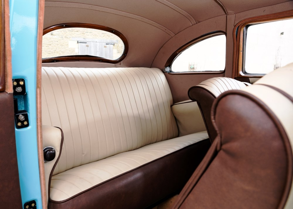 1949 Bristol 400 Coupé - Image 7 of 9