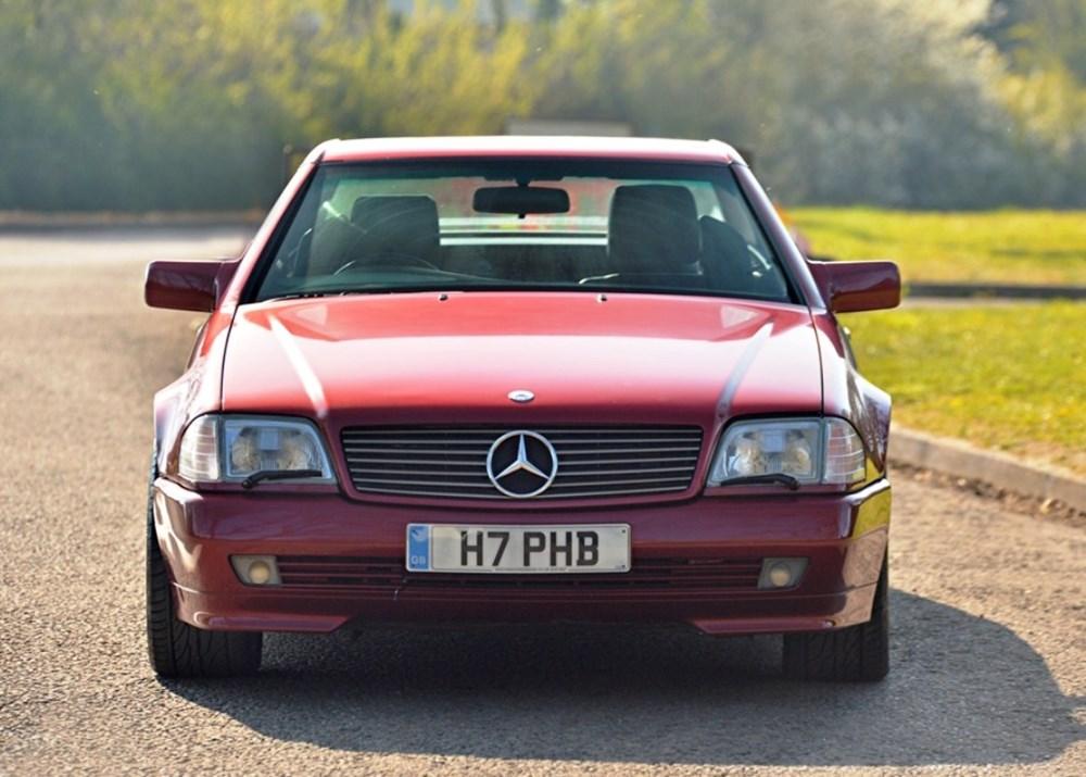 1991 Mercedes-Benz 500SL-32 Roadster - Image 5 of 9
