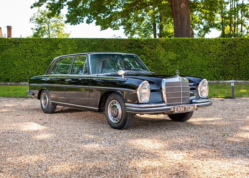 1972 Mercedes-Benz 280 SEL (3.5 litre)