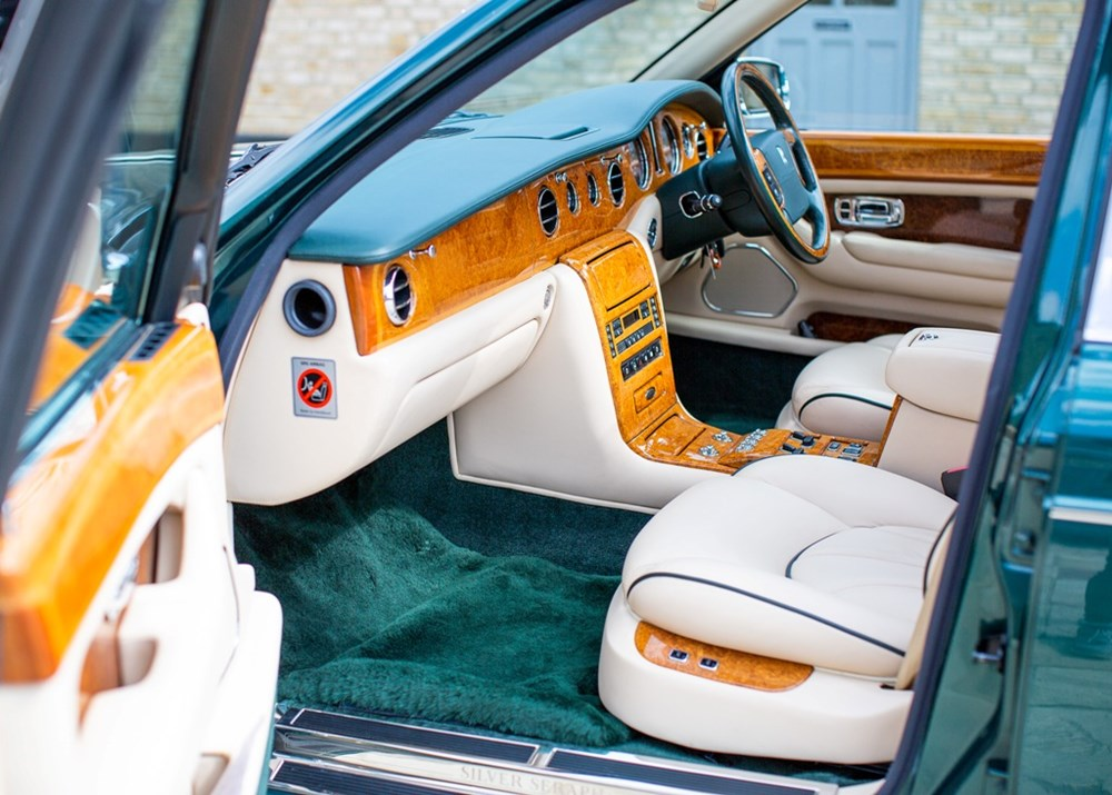 2001 Rolls-Royce Silver Seraph 'Last of Line' Edition - Image 8 of 9