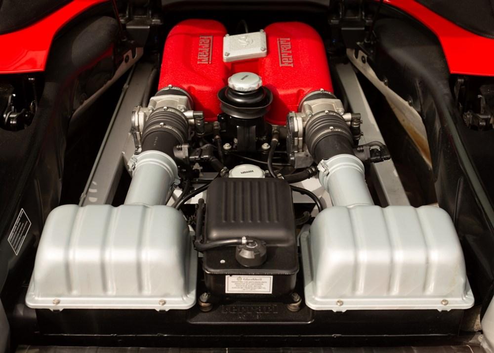 2004 Ferrari 360 F1 Spider - Image 8 of 9
