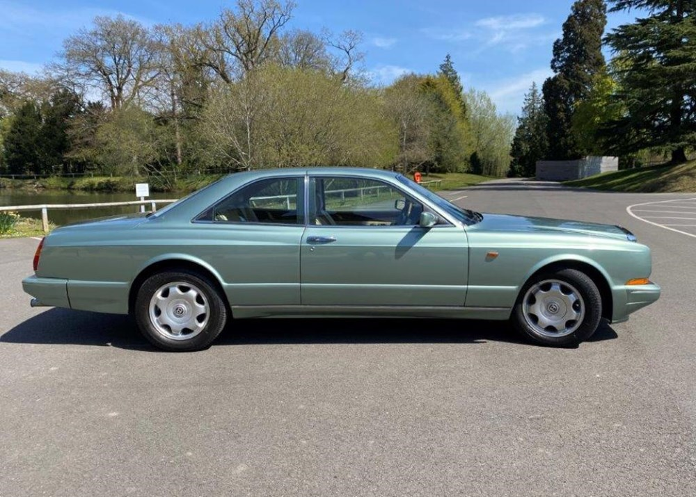 1995 Bentley Continental S - Image 6 of 9