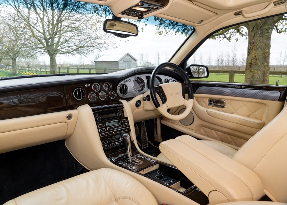 2005 Bentley Arnage T by Mulliner - Image 5 of 9