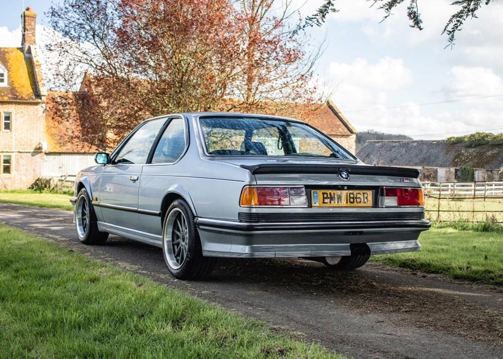 1985 BMW M635CSi - Image 2 of 9