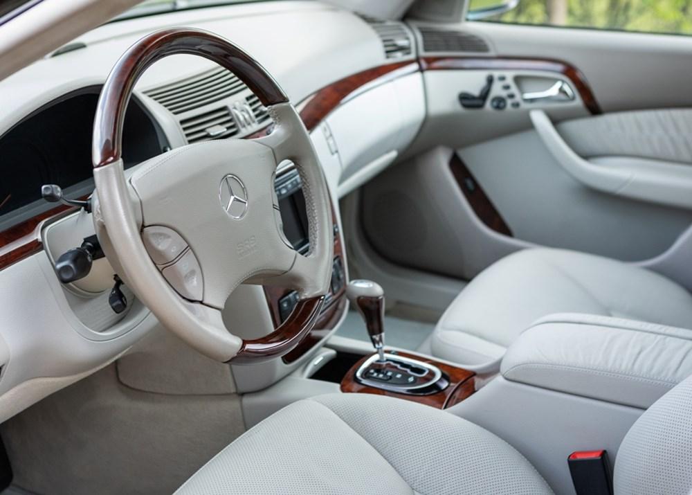 2001 Mercedes-Benz S320 L - Image 3 of 9