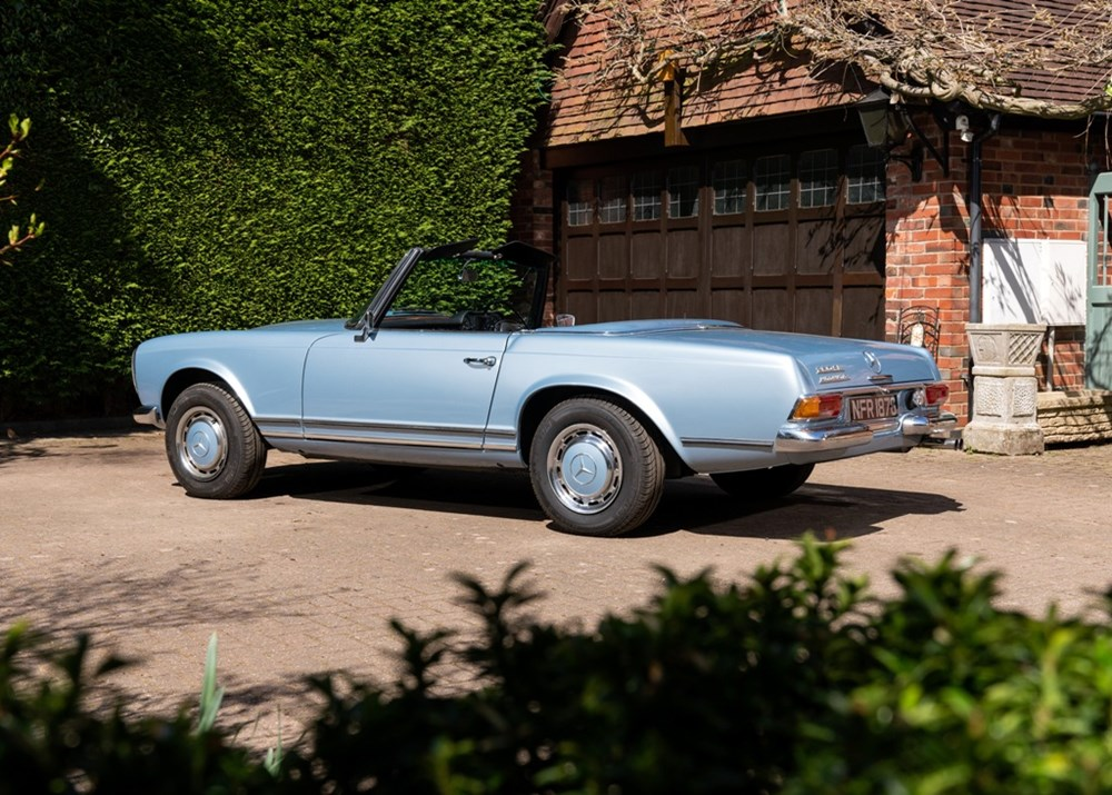1969 Mercedes-Benz 280 SL Pagoda - Image 2 of 8