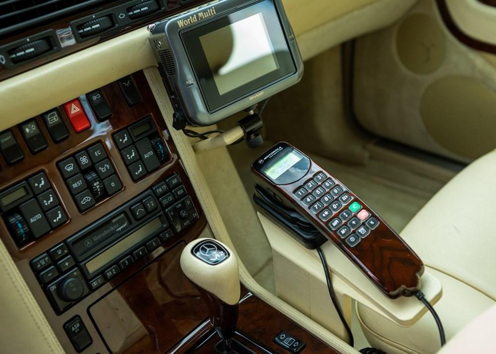 1995 Mercedes-Benz S600 L - Image 9 of 9