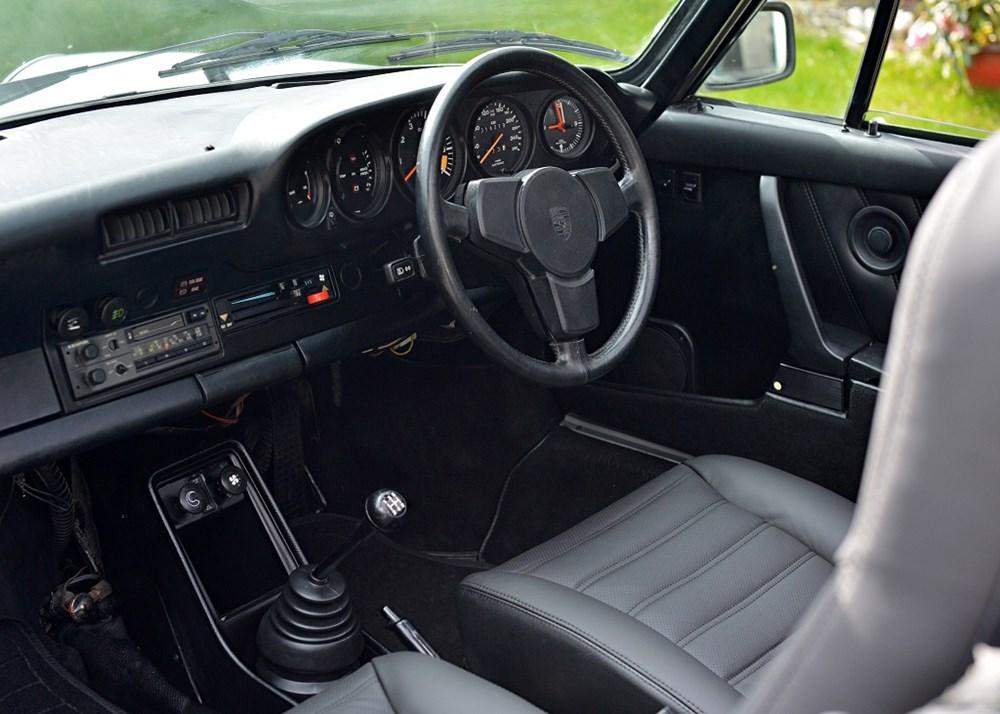 1983 Porsche 911 SC Cabriolet (3.0 Litre) - Image 6 of 9