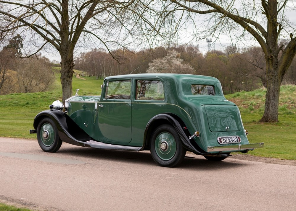 1934 Rolls-Royce 20/25 by Atcherley - Image 2 of 9
