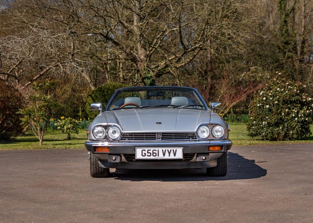 1990 Jaguar XJS Convertible - Image 5 of 9