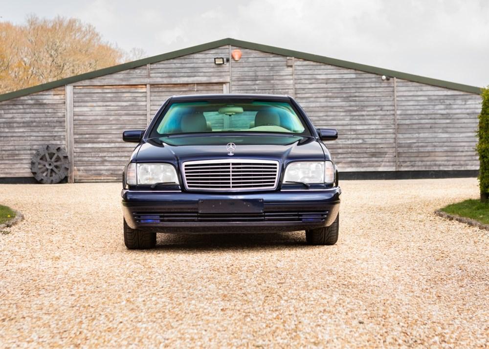 1995 Mercedes-Benz S600 L - Image 4 of 9