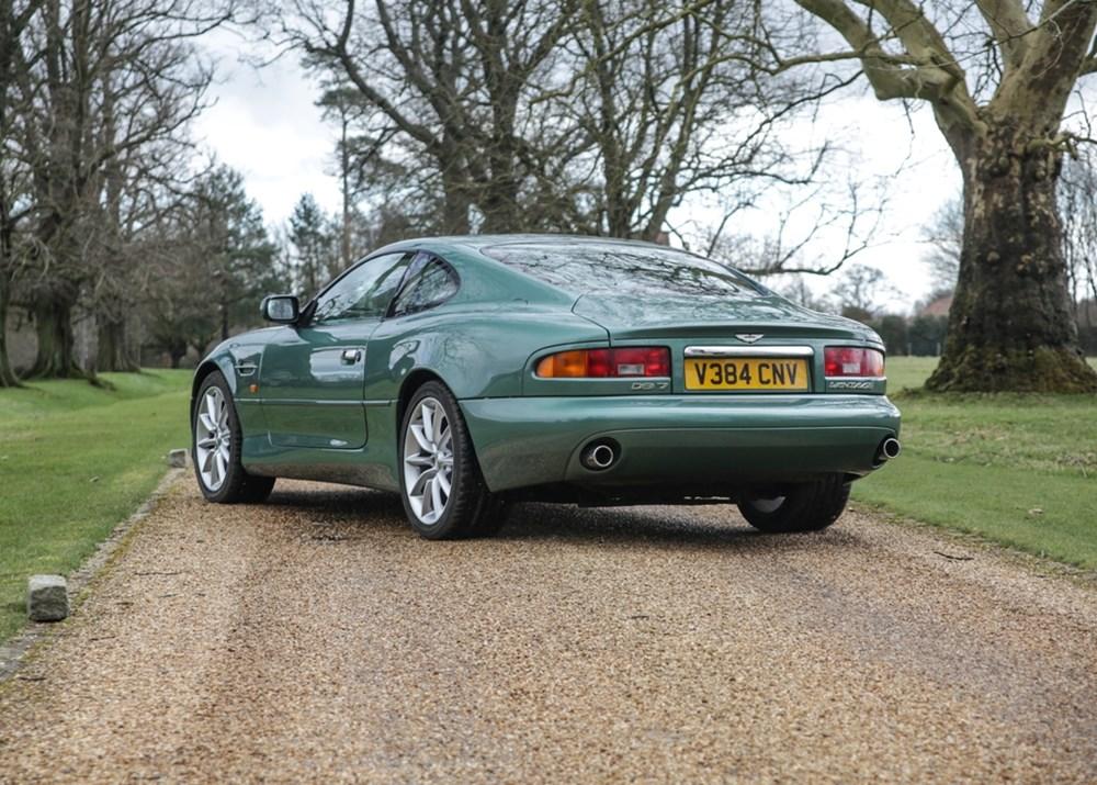 1999 Aston Martin DB7 Vantage Coupé - Image 2 of 9