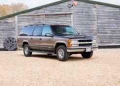 1995 Chevrolet Suburban LT2500