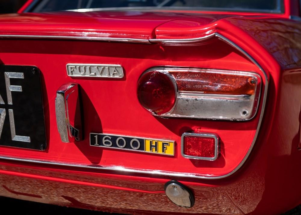 1973 Lancia Fulvia HF (1.6 litre) - Image 8 of 9
