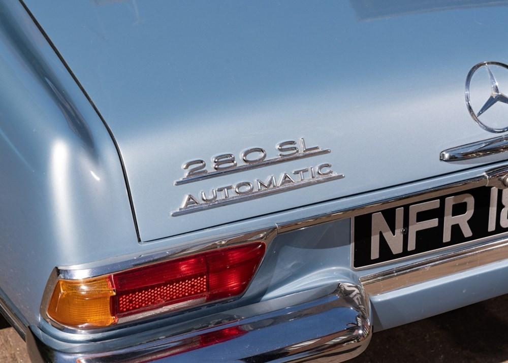 1969 Mercedes-Benz 280 SL Pagoda - Image 6 of 8