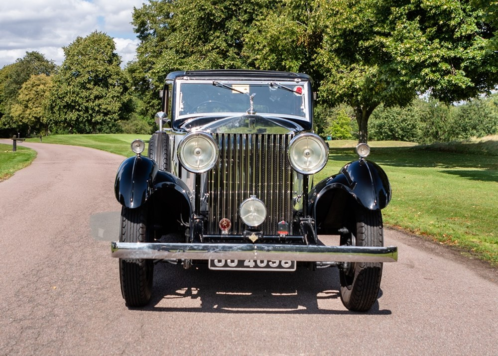 1933 Rolls-Royce 20/25 Saloon by Lancefield - Image 3 of 9