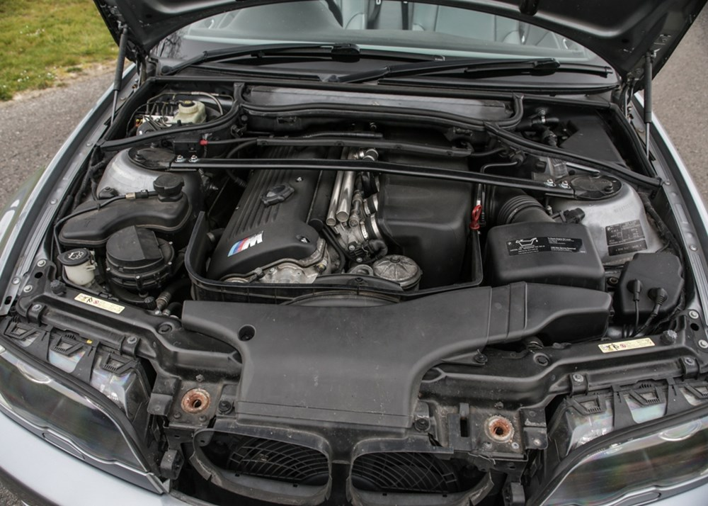 2004 BMW M3 Convertible - Image 7 of 9