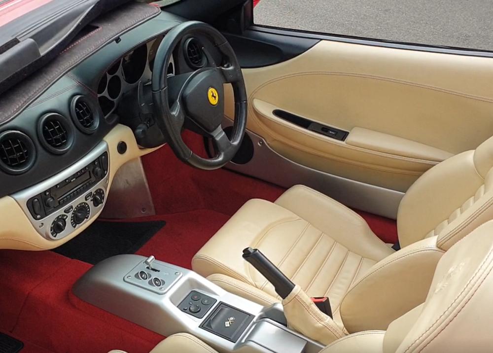 2004 Ferrari 360 F1 Spider - Image 6 of 9
