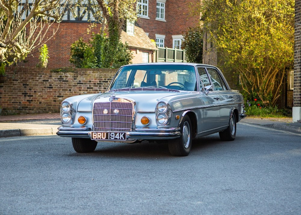 1972 Mercedes-Benz 280 SEL (3.5 litre) - Image 2 of 11